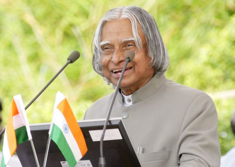 Biography of Dr. A. P. J. Abdul Kalam